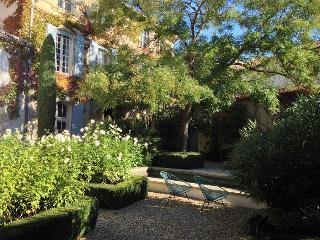 Perfect  Provence Village House with Pool and Garden, 5 bedrooms,, Eyragues