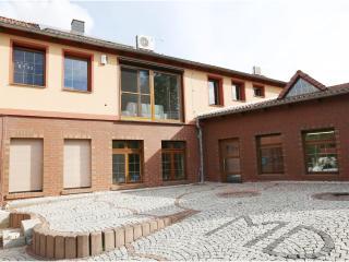 moderne Galerie-Wohnung in Ramsla 8 min von Weimar