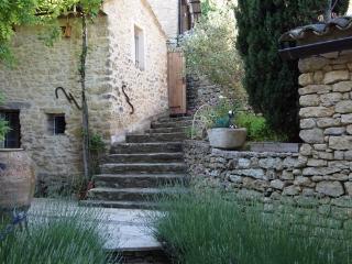 De gite maakt deel uit van een provencaalse Mas., Bonnieux