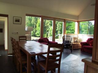 Cottage in Coed Y Brenin Forest, Dolgellau, Wales, Llanfachreth