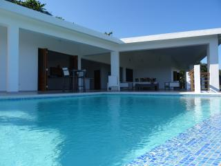 House 3 bedrooms, seaview, Las Terrenas