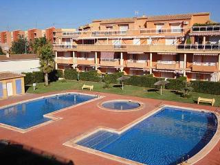 Jardines Denia 4, ground floor/garden/aircon/wifi