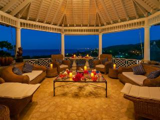 Deluxe 10,000-square-foot 5-bedroom private villa at famous Tryall Club, Montego Bay