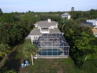 Luxury waterfront villa at Manasota Key, South Venice
