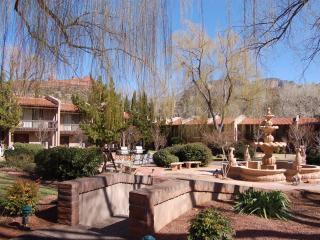 Beautifully maintained landscaping year-round