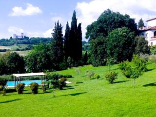 VILLA IL NIBBIO WITH POOL AND GARDEN NEAR FLORENCE