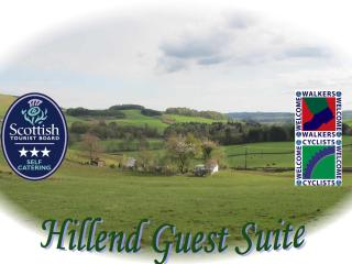 Hillend Guest Suite Self Catering Accommodation, Moffat