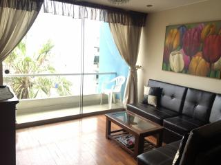 Miraflores 1850 sqft Furnished apartment Laundry, Lima
