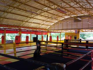 7 MUAY THAI GYM AND BEACH RESORT