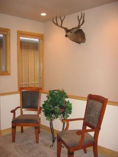 Loft Sitting Area