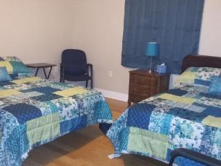 Nice Sized Bedroom Upstairs With 2 Full Beds, Chalmette