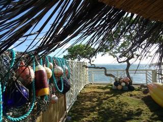 Ocean Front Studio Private Bungalo Beach Hangout, Hauula