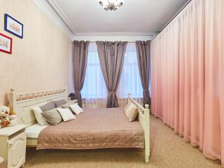 St. Petersburg Apartment on the Vasilevsky Island, Close to the Metro