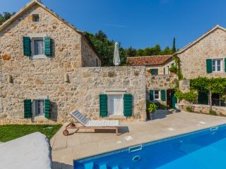 Rustic chic villa for 10 people, Ivan Dolac