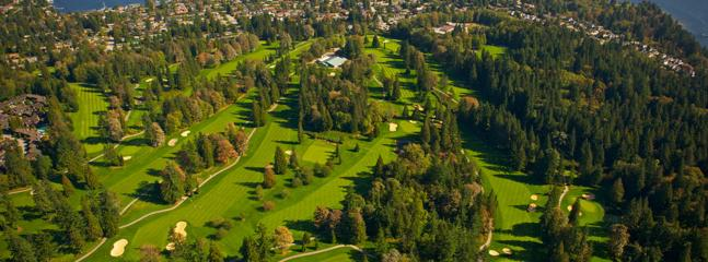 Seymour North shore Golf Course