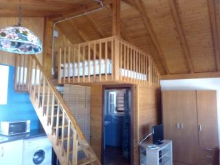 Loft de madera