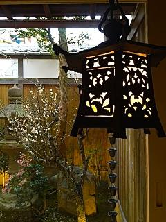 Authentic 100 year old Japanese lamps throughout the house!