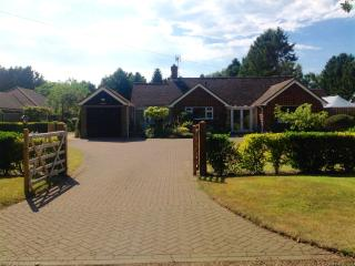 Fantastic accessible bungalow. Family, mobility and dog friendly.