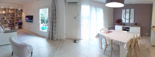 salón comedor 30 m² aire acondicionado