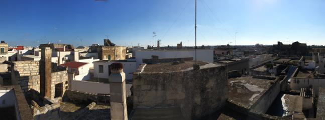 vista sui tetti