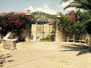 5 bdrs villa with private solar heated salt pool., Modica