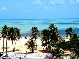 Atlantic View Beach apt; 5th floor ;great sea view, Joao Pessoa