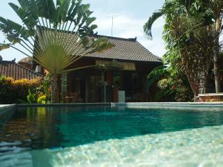Private, secure, fully serviced dream garden villa, Canggu