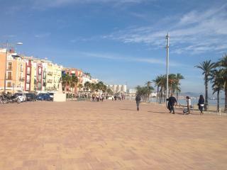 Apartamento Primera Linea de Playa Villajoyosa