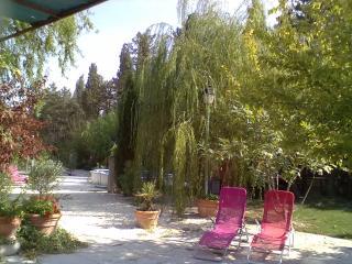La maison d'Elorac avec piscine privée