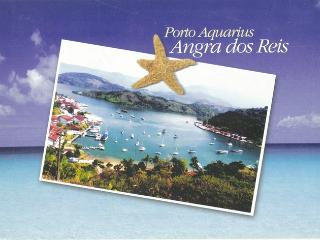 ANGRA - BEACH & ISLANDS CONDO RESORT - BOATING, Angra Dos Reis