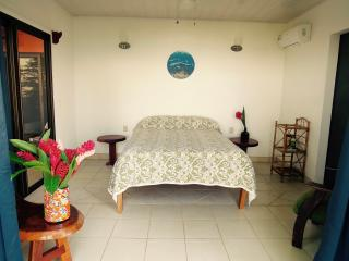 Bedroom #3 Double bed, full bath, ocean view (sleeps 2) *this room has a separate entrance