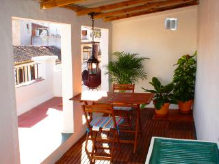 A romantic apartment in the heart of Ronda....