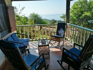 outdoor terrace with Ocean View