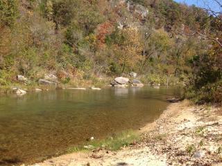 Beautiful Piney Creek Downstream