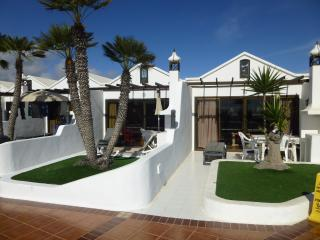Wonderful 1 bedroom villa on Sol Plaza, Costa Teguise