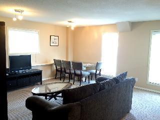 Nice Executive 2BR Walkout Suite 1250 SQFT, Calgary