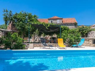 Hidden paradise near Dubrovnik