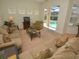 4 Bedroom Disney Area Villa with South Facing Pool & Spa. 1028TH