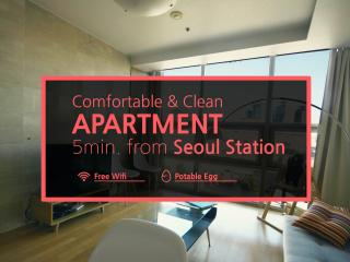 Easy access near Seoul station, Séoul