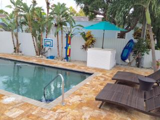 Tavernier Waterfront Home w/ Pool and Boat Dock.
