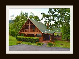 Dogwood Dreams Cabin} Awesome Views! Super Easy Access/WiFi/Hot Tub/Pet Friendly