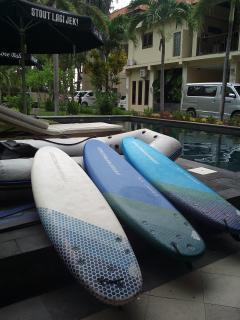 Jasri Surf Beach, Budget Room in Jasri