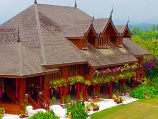 Your Own Private Mountaintop Palace in Thailand, Mae Taeng