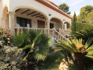 VILLA «VISTA JAVEA» - villa with sea view, Javea