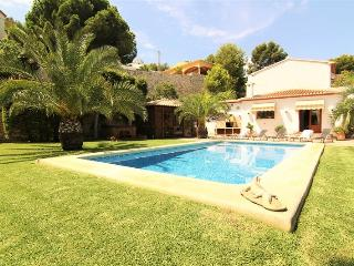 VILLA 'VISTA JAVEA'-Home away from home !, Jávea