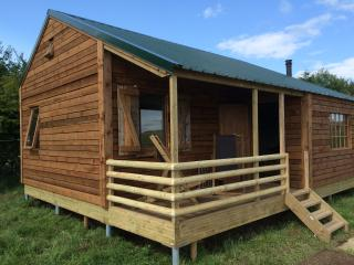 Hollings Hill Farm - Log Cabin - FeatherDown Farm, Cradley