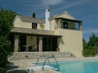 Villa La perla Corfu avec piscine privee, Corfu Town
