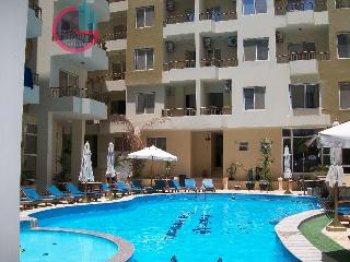 Furnished 2-level 1BR apartment in Paradise Hill, Hurghada