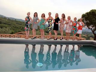 Casa Dei Sogni,  Tuscan Villa,  Private Pool, A/C, Pieve di Chio