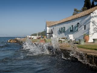 Aphrodite Corfu Villas, Messonghi